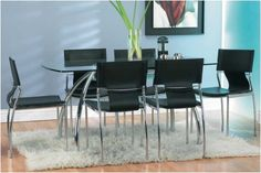 Harvey Norman Farrara 7 Piece Dining Setting $949 (also comes in white)