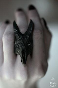 Actual Pain ring