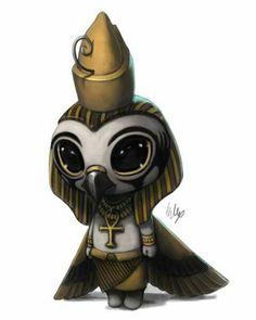 Tiernos Dioses Egipcios