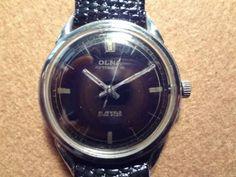 時計 OLMA21石自動巻き 検アンティーク ビンテージ Watch zenith ¥9800yen 〆04月06日