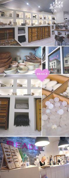 De winkel / Over ons | BEADLE Kralen, sieraden, workshops & wonen