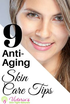 'Antiaging skin care' is a very popular concept in today's world  Find more relevant stuff: skintightnaturals.com #AntiAging #SkinCare #VictoriasSkinTightNaturals #SkintightNaturals