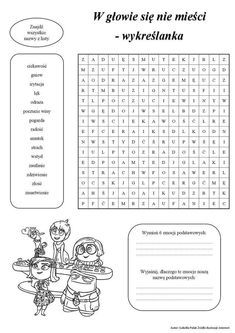 Word Search, Words, Therapy, Horse