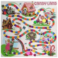 "A great game for little ones.  I know I had one when I was about 6....along with my ""OLD MAID"" deck of cards...lol."