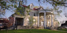 Greystone House at Beaumont Inn- the platinum suites are gorgeous!