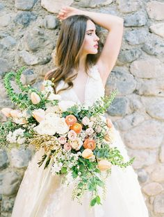 Fairy Tale Bridal Shoot at Provo Castle
