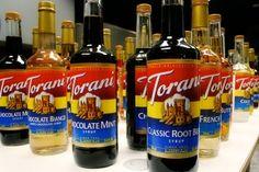 Torani:  Italian Soda