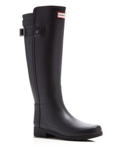 Hunter Original Refined Back Strap Rain Boots