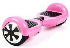 Self Balancing Scooter, Hoverboard, Driftboard, Electronic Scooter with LED Lights (pink) Manufactured by Biiofit (TM) Ltd Pink Love, Pretty In Pink, Vintage Pink, Led, Accesorios Casual, Everything Pink, Electric Scooter, My Favorite Color, Ideias Fashion