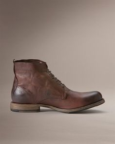 Johnny Lace Up - View All Men's Boots - Western Boots, Harness Boots, & More - The Frye Company