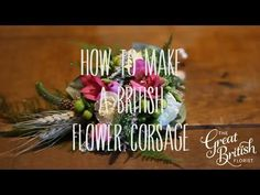 A DIY guide from start to finish on how to make your own professional and long lasting beautiful corsage to sit beautifully on any wedding outfit.   Stacey takes you step by step through choosing and wiring your flowers and foliage and then bringing them together to make a detailed and intricate corsage.
