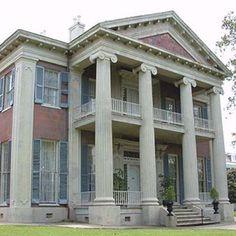 Magnolia Hall,  Natchez, Mississippi