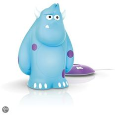 Philips Disney Softpal Sulley - Blauw