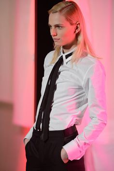 HAUS OF ANDREJ PEJIC - Andrej Pejic for Jean Paul Gaultier Mens FW2013...