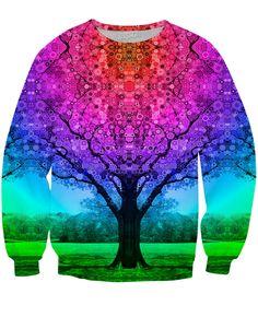 Star Tree Sweatshirt
