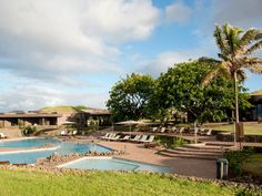 Amazing Pools At The Best New Hotels Hanga Roa Eco Villa Spa Easter Island Chile