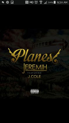#NowPlaying Planes by Jeremih