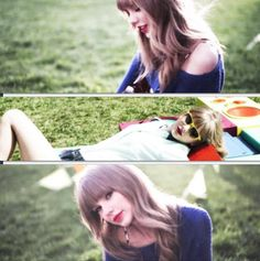 Guess what? This weekend,I'm going to Taylor Swifts concert! Yup that's right! Super excited! <3