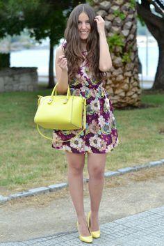 Amarillo Vestido Vestido Vestido Fucsia Amarillo Zapatos Zapatos Zapatos Amarillo Fucsia PkZOiuX