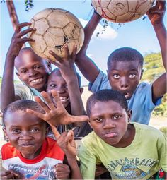 Got to love this by David Duffy. Priceless picture of kids in Zambia.