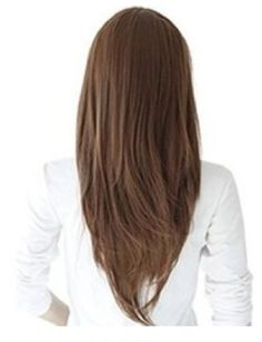 This is what I am TRYING to get my girl to do!!!! Note to self: I want this hair, subtly layered