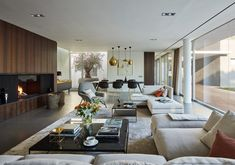 The Spanish firm was the brain of a holiday home in Maresme, southeast Spain, that showcases in the best way possible the coastal mountain-range views. Today our blog brings you the project of the great Spanish Holiday Home.   More at: http://sideboardsandbuffets.com/ylab-architects-create-a-spanish-holiday-home-in-the-mountains/