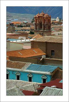 Potosi - Potosi, Potosii- Bolivia