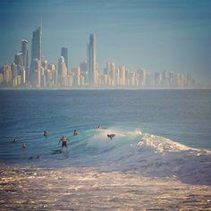 Gold Coast by laurenepbath_ih, via instacanv.as