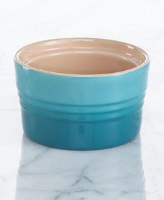 Le Creuset Stackable Ramekin in Caribbean, see collection & other colors