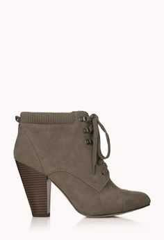 Must-Have Combat Booties | FOREVER21 - 2000108144- Bre