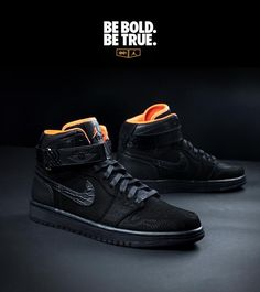 Nike Air Jordan 1 BHM x Just Don
