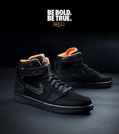 Nike Air Jordan 1 BHM x Just Don