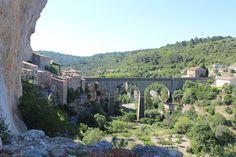 Spectaculair Minerve. France.