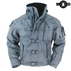 Constructed of 1000 denier CORDURA® , the MARK I jacket is overbuilt to last. It has double layers of CORDURA® on the Elbows, Shoulders and Cuffs for reinforcement. Its remarkable durability is only rivaled by its incredible fit and functionality. Tactical Wear, Tactical Jacket, Tactical Clothing, Zombie Survival Gear, Tactical Survival, Survival Prepping, Wilderness Survival, Zombie Gear, Survival Supplies