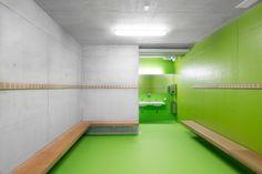 Gallery of Neumatt Sports Center / Evolution Design - 12