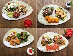 Dietas: cómo preparar platos únicos y equilibrados