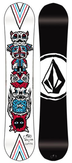 Capita x Volcom Stone Snowboard 2016 Ever wanted to buy a Volcom board? Well…