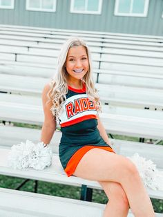 Youth Cheerleading, Cheerleading Photos, Cute Cheerleaders, Cheer Stunts, Cheerleading Outfits, Gymnastics, Cheer Picture Poses, Cheer Poses, Picture Ideas
