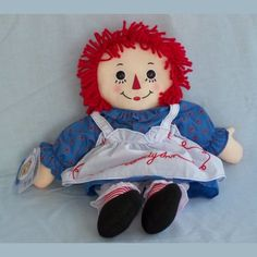 Raggedy Ann. Had one just like this