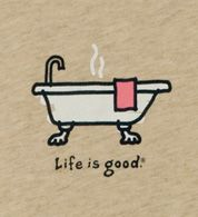 A Hot Bath - one of life's wonderful and simple pleasures!  :)