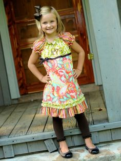 spring dress idea for jamison