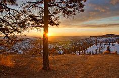 'Sunrise Point' ~ Bryce Canyon National Park
