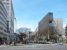 Aoyama, Minato, Tokyo - Wikipedia, the free encyclopedia