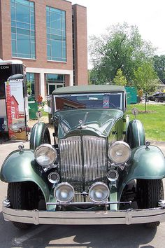 1933 Packard Twelve..Re-pin brought to you by agents of #Carinsurance at #HouseofInsurance in Eugene, Oregon