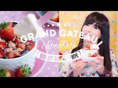 GRAND GÂTEAU com SORVETE CASEIRO FÁCIL | I Could Kill For Dessert 80 #ICKFD - YouTube