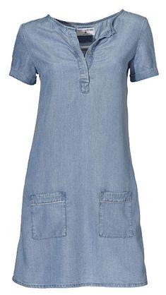 Ex Jasper Conran Baby Girl Chambray Blue Spot Tunic Bow Dress 3 6 9 12 18 24 £18