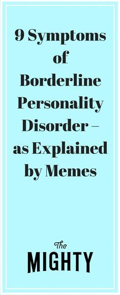 39 Best Borderline Personality Disorder Worksheets images in 2019