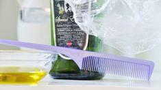 How to Do a Homemade Hot Oil Treatment