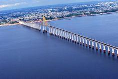 Amazonas e Mais | O que ver em Manaus: A impressionante Ponte Rio Negro