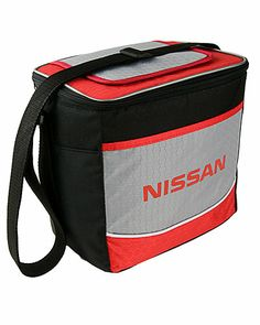 Now this is a gift that keeps on giving! This Nissan cooler will help keep your beverages cold on your next road trip.